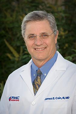 Dr. James Cain